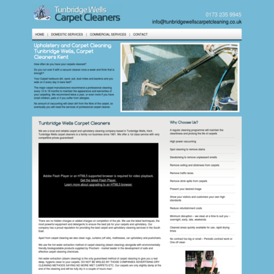 Tunbridge Wells Carpet Cleaners