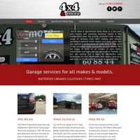 4x4 and more garage services logo