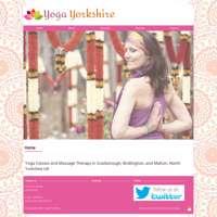 Jennies Therapies & Yoga Yorkshire logo