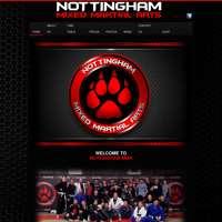 Nottingham MMA logo