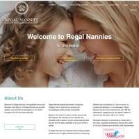 Regal Nannies  logo