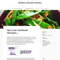 Rainbow of Health logo