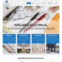 Spalding Electrical ltd logo