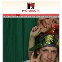 Hot Shots Photo Booth logo