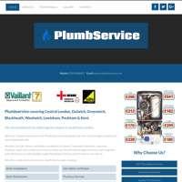Plumbservice  logo