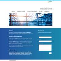 Pure Shine Window  & Gutter Cleaning Services  logo