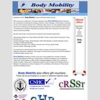 Body Mobility logo
