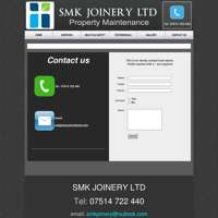 Smk joinery ltd