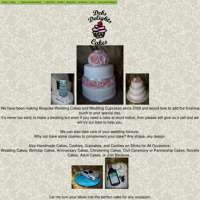 Debs Delights Cakes logo