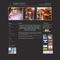 Cosmic Touch logo