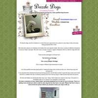 Dazzle dogs logo