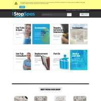1 Stop Spas Ltd logo