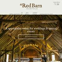 Red Barn Events Ltd., logo