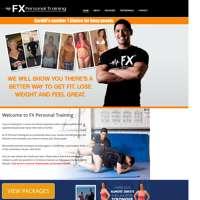 FX  Personal Training logo