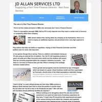 JD Allan Services ltd logo