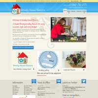 Wendy House Flowers logo