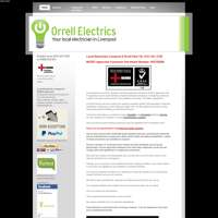Orrell Electrics logo