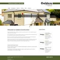 Caldera Construction ltd  logo