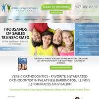 Hayward, Verbic & Edgcomb Orthodontics logo