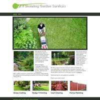 A J Shearing Garden Services