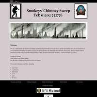 smokeys' Chimneys logo