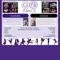 Go Dance (Lincoln) logo