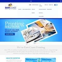 EASTCOAST Printing logo