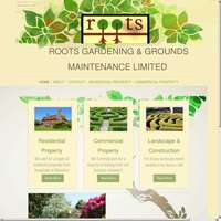 Roots Gardening & Grounds Maintenance LTD