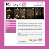 KSI Legal logo