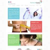 Rebecca Sutton Hypnotherapy  logo
