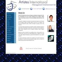 artistes international logo