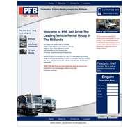 PFB Hire logo