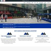 Koenig Web Design Leicester logo