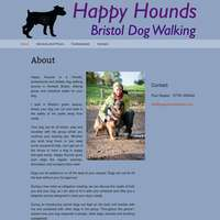 Happy Hounds Bristol logo