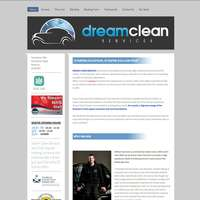 Dream Clean Services logo