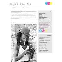 Benjamin Robert Muir PHOTOGRAPHY