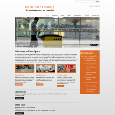 KleenSpace Cleaning(Chimney Sweeping)
