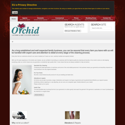 Orchid Laundry & Dry Cleaning Ltd