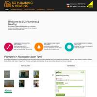 SG plumbing & heating