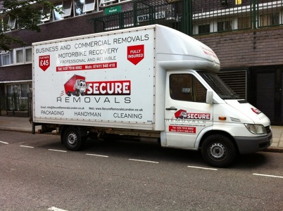 Photo by SECURE REMOVALS Ltd