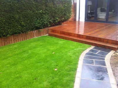 Photo by Sedcombe landscapes and design