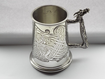 Photo by Sheffield Pewter Craft Company