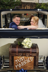 Photo by Sherwood Wedding Cars