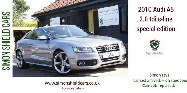 Photo by Simon Shield Cars Ltd