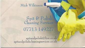 Photo by Spit & Polish Cleaning Services