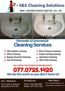 Photo by S&S Cleaning Solutions Ltd