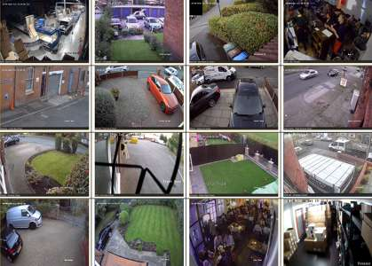 Photo by Stockport CCTV
