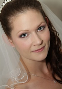 Photo by Sue York - Mobile Wedding Make up