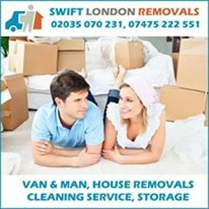 Photo by Swift London Removal Services Ltd