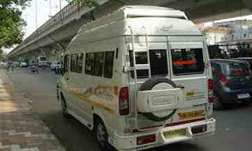 Photo by Tempo Traveller Rental